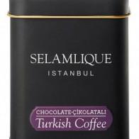 Турецкий кофе с шоколадом Selamlique 125 гр. - Необычный кофе из Турции