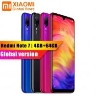 US $179.99 |Global Version   XIAOMI Redmi Note 7 4GB RAM 64GB ROM S660 Octa Core 6.3