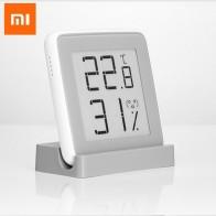 640.18 руб. |Xiaomi MiaoMiaoCe E Link чернильный экран Цифровая влажность метр Высокоточный термометр датчик температуры и влажности ЖК дисплей-in Умный пульт управления from Бытовая электроника on Aliexpress.com | Alibaba Group