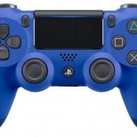 Купить Геймпад Sony DualShock 4 v2 (CUH-ZCT2E) синяя волна по низкой цене с доставкой из маркетплейса Беру