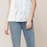 Женская блузка GIZIA CASUAL ME-M18YBW0841B78 - В офис (Gizia до 3 000 руб)
