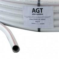 Купить Труба металлопластиковая 32х3мм AGT heat PERT-AL-PERT в Ульяновске - Металлопластиковые трубы