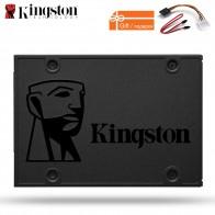 1707.35 руб. 39% СКИДКА|Kingston SSD 240 gb цифровой A400 SSD 120 ГБ SATA 3 2,5