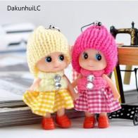 18.41 руб. |Мини Плюшевые Животные милый брелок для ключей модная детская одежда плюшевые куклы брелок мягкие брелоки с игрушками для маленьких девочек Для женщин купить на AliExpress