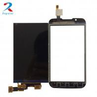Для LG Optimus L7 II 2 Dual P715 сенсорный экран с цифрователем сенсорного ввода + панель ЖК дисплея монитор купить на AliExpress