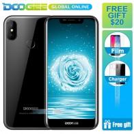 4393.96 руб. 29% СКИДКА|Быстрая доставка DOOGEE X70 большой тесто 4000 мАч смартфон MTK6580A 2 Гб 16 Android 8,1 5,5 дюймов 19:9 мобильный телефон купить на AliExpress