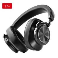 Bluedio T7 + наушники с Bluetooth, Определяемая пользователем, беспроводная гарнитура с активным шумоподавлением с микропроцессором для телефона, по...