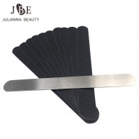 US $2.85 5% OFF|20Pcs 100# Replaceable Nail Sands bar Stainless Steel Sanding Strip Nail Tools For Polishing Nails Art Beauty Tool-in Nail Files & Buffers from Beauty & Health on Aliexpress.com | Alibaba Group