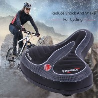 US $10.3 26% OFF|Comfortable Wide Big Bum Bike Bicycle Gel Cruiser Extra Sporty Soft Pad Saddle Seat Suitable For Any Type Of Bike-in Bicycle Saddle from Sports & Entertainment on Aliexpress.com | Alibaba Group