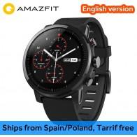 11115.74 руб. 28% СКИДКА|Xiaomi Amazfit Stratos 2 Смарт часы с GPS Поддерживает Pусский язык-in Смарт-часы from Бытовая электроника on Aliexpress.com | Alibaba Group