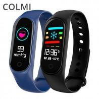 689.65 руб. 30% СКИДКА|COLMI M3S смарт браслет Цвет Wi Fi IP67 Фитнес, измеритель артериального давления, монитор сердечного ритма Смарт браслет для IOS и Android телефон-in Смарт-браслеты from Бытовая электроника on Aliexpress.com | Alibaba Group
