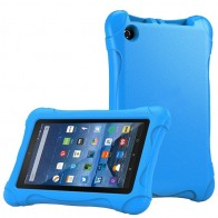 US $9.99 |Powstro Kids Shockproof Case Cover For Amazon Kindle Fire HD 7 Children Thick Foam EVA Back Cover 7 inch Tablets Sleeve Case-in Tablets & e-Books Case from Computer & Office on Aliexpress.com | Alibaba Group