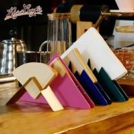 Нержавеющая сталь кофе V60 фильтр бумажный держатель для кафе фильтры диспенсер полка для хранения бумаги коробка для салфеток Полка инстру... - Для кофе