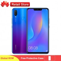 US $222.99 |Global ROM Huawei Nova 3i Smartphone Android 8.1 6.3