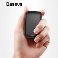 1157.88 руб. 15% СКИДКА|Baseus мини 10000 mAh Мощность банка для iPhone X Xs Max X 8 Портативный Комплекты внешних аккумуляторов Мощность банка для samsung S9 S8 Note9 Xiaomi купить на AliExpress