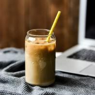 582.7руб. 19% СКИДКА|Чистая красная кофейная стеклянная чашка для холодных напитков, чашка для льда, кофейная чашка, чашка для молока, термостойкая, Взрывозащищенная, lo123546-in Прочее стекло from Дом и животные on AliExpress - 11.11_Double 11_Singles