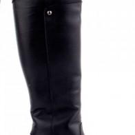 Женские кожаные сапоги на каблуке Sail Laker's ME-HBV00000R5R7I - Крутые ботфорты