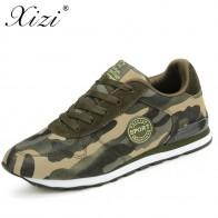 Xizi/Новая летняя модная мужская повседневная обувь, дизайнерская легкая мужская прогулочная обувь на плоской подошве со шнуровкой, дышащая Уличная обувь для влюбленных, красовки купить на AliExpress