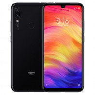 Смартфон XIAOMI Redmi Note 7 64Gb,  черный