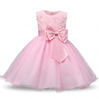 US $8.72 32% OFF|Princess Flower Girl Dress Summer Tutu Wedding Birthday Party Dresses For Girls Children