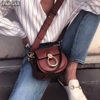US $54.5 50% OFF|Crossbody Women bag Genuine leather+Suede messenger  bag luxury brand design Shoulder Bags-in Top-Handle Bags from Luggage & Bags on Aliexpress.com | Alibaba Group