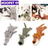 HOOPET любимая игрушка животного Форма льва, слона звук, три Цвета интерактивные Игрушечные лошадки - Лучшее для питомцев