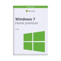 Купить лицензионный ключ активации для Windows 7 домашней расширенной версии x64 за 850р - Программы