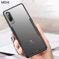 Msvii Cover For Xiaomi Mi 9 Case 360 Cristal For Xiaomi Mi 9 SE Case Silicone For Xiaomi Mi9 Case Protect Armor Capa Coque funda