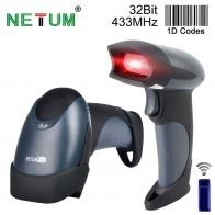 US $16.59 17% OFF|NETUM M3 السلكية CCD ماسح الباركود و يده M2 اللاسلكية الباركود قارئ 32Bit عالية السرعة POS الباركود المسح الضوئي ل جرد-في الماسحات الضوئية من الكمبيوتر والمكتب على Aliexpress.com | مجموعة Alibaba