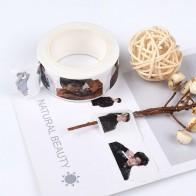 108.58 руб. 42% СКИДКА|PCMOS KPOP стикеры BTS Bangtan обувь для мальчиков бумага наклейки СУГА DIY альбом для стикеров Maksing Васи клейкие ленты Цзиминь фото 2019 Новая мода купить на AliExpress