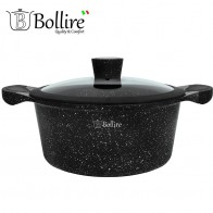 US $34.54 35% OFF|BR 1102 Casserole Bollire MILANO 2.4L 20cm Casseroles cast aluminum FULL INDUCTION BOTTOM Suitable for all types of plates-in Casseroles from Home & Garden on Aliexpress.com | Alibaba Group