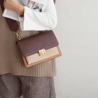 4045.06 руб. 45% СКИДКА|Роскошные женские сумки через плечо VENOF из спилок, контрастный цвет, женская сумка через плечо, Широкие ремешки, женские сумки мессенджеры для 2018-in Сумки с ручками from Багаж и сумки on Aliexpress.com | Alibaba Group