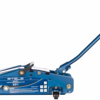 Гидравлический подкатной домкрат с фиксатором 2.5 т STELS SAFETY PIN 51132