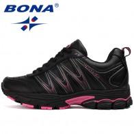 1828.32 руб. 42% СКИДКА|BONA/Новинка; Лидер продаж; стильная женская обувь для бега на шнуровке; спортивная обувь для улицы; удобная спортивная обувь для бега; кроссовки для женщин-in Беговая обувь from Спорт и развлечения on Aliexpress.com | Alibaba Group