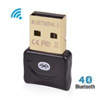 203.77 руб. 40% СКИДКА|Беспроводной адаптер с Bluetooth V 4,0 Двойной режим USB Bluetooth Модем мини Adaptador Bluetooth компьютер приемник адаптер передатчик купить на AliExpress