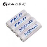 Аккумуляторная батарея Palo с низким саморазрядом, 1,2 В AA 3000 мАч