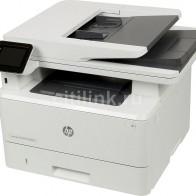 МФУ лазерный HP LaserJet Pro M426fdn RU,  серый