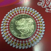 64.74 руб. |25 мм Год Собаки Шанхай мята Китай медаль МОНЕТА подарок 2018-in Декоративные монеты from Дом и сад on Aliexpress.com | Alibaba Group