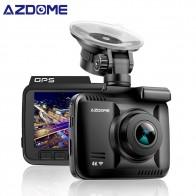 4875.04 руб. 43% СКИДКА|AZDOME GS63H 4 К 2160 P GPS Wi Fi Автомобильные видеорегистраторы Регистраторы регистраторы Двойной объектив задняя камера для автомобиля Встроенная камера с Ночное видение Dashcam купить на AliExpress