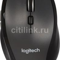 Мышь LOGITECH M705, беспроводная, USB, серебристый и черный, отзывы владельцев в интернет-магазине СИТИЛИНК (576795) - Москва
