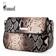 US $11.71 59% OFF|FUNMARDI Brand Snake Women Bag Small Crossbody Bag For Women Fashion PU Leather Shoulder Bag Female Chain Messenger Bag WLHB1790-in Shoulder Bags from Luggage & Bags on Aliexpress.com | Alibaba Group
