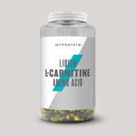 Liquid L-Carnitine Capsules - Vitamins and Supplements