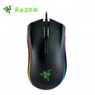 US $58.99 41% OFF|NEW Razer Mamba Elite Wired Gaming Mouse 16000 DPI 5G Optical Sensor Chroma Light Ergonomic Gaming Mouse For PC Gamer Laptop-in Mice from Computer & Office on Aliexpress.com | Alibaba Group