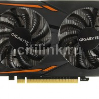 Купить Видеокарта GIGABYTE nVidia  GeForce GTX 1050TI ,  GV-N105TOC-4GD в интернет-магазине СИТИЛИНК, цена на Видеокарта GIGABYTE nVidia  GeForce GTX 1050TI ,  GV-N105TOC-4GD (404459) - Москва
