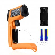 US $6.07 23% OFF|GM320 Non Contact IR Infrared Thermometer Laser Temperature Measurement Instruments Temperature Analysis Test Gun Digital LCD-in Temperature Instruments from Tools on Aliexpress.com | Alibaba Group