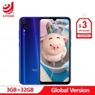 10461.18 руб. |Глобальная версия 3 ГБ ОЗУ 32 Гб ПЗУ Xiaomi Redmi Note 7 Octa Core Snapdragon 660 AIE 6,3
