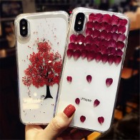 US $3.31 15% OFF|Dried Flowers Real Flower Cases For iPhone XS Max XR Case Handmade Clear Soft Back Cover For iPhone 6 6S 7 8 Plus XS Phone Case-in Fitted Cases from Cellphones & Telecommunications on Aliexpress.com | Alibaba Group