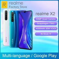 Global Version REALME X2 6.4