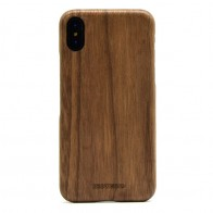 Showkoo 100% Original Wooden Fiber Case For iPhone X(10) Rosewood Wood For iPhone X Protective Case Wholesale and Retail-in Fitted Cases from Cellphones & Telecommunications on AliExpress