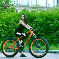US $207.41 59% OFF|Love Freedom 7/21/24/27 Speed Mountain Bike 26 * 4.0 Fat Tire Bikes Shock Absorbers Bicycle Free Delivery Snow Bike-in Bicycle from Sports & Entertainment on Aliexpress.com | Alibaba Group